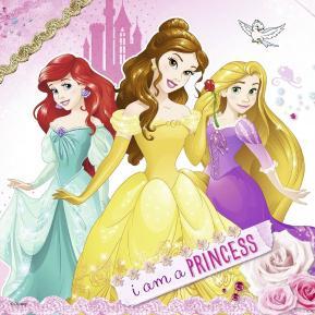 Ravensburger Παζλ 3 Σε 1 Disney Princess