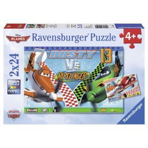Ravensburger Puzzle 2x24 τμχ Αεροπλάνα