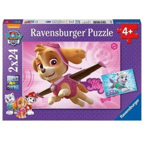 Ravensburger Παζλ 2x24 τμχ Σκάι & Έβερεστ (09152)