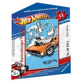 Ravensburger Μίνι Πάζλ 54τμχ Hot wheels