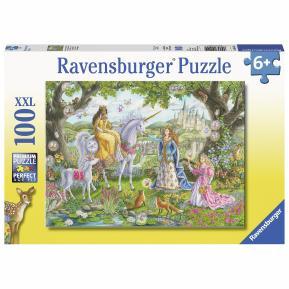 Ravensburger Παζλ 100 XXL τμχ. Πριγκίπισσες 10402