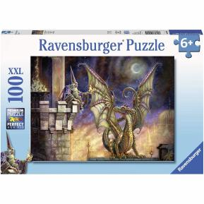 Ravensburger Παζλ 100 XXL τμχ. Δράκος 10405
