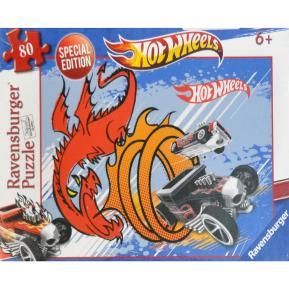 Ravensburger Πάζλ 80τμχ Hot Wheels