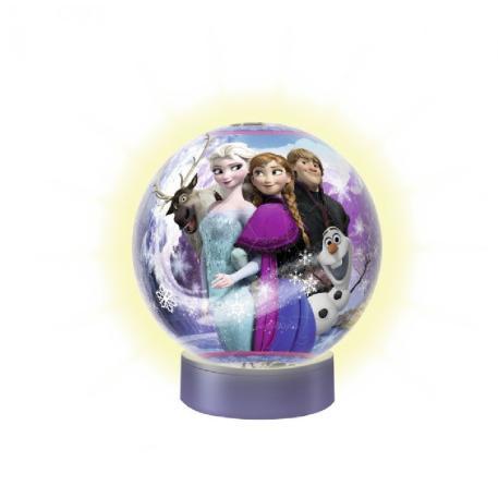 Ravensburger 3D Puzzle Μπαλαλάμπα Frozen-1