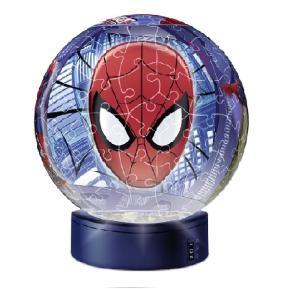 Ravensburger Πάζλ 3D Μπαλαλάμπα Spider-man