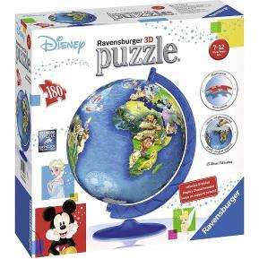 Ravensburger 3D Puzzle 180τμχ Υδρόγειος Disney (12343)