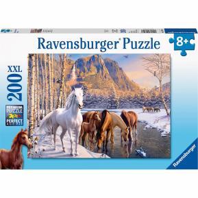 Ravensburger Παζλ 100 XXL τμχ. Άλογα 12690