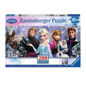 Ravensburger Παζλ 200τεμ XXL Ψυχρά & Ανάποδα (12801)