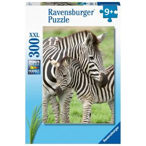 Ravensburger Παζλ 300 τμχ XXL  Ζέβρες 12948
