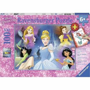 Ravensburger Puzzle 100XXL τμχ. Disney Princess 13699