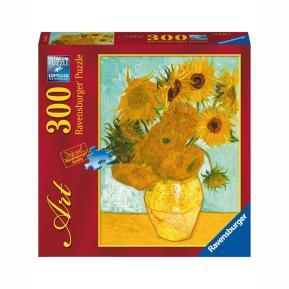 Ravensburger Παζλ 300 τμχ Art Collection Ηλιοτρόπια 14006