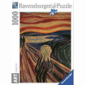 Ravensburger Παζλ 1000 τμχ  Edvard Munch Η Κραυγή