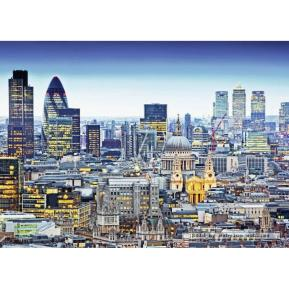 Ravensburger Puzzle 1000 τμχ Το Λονδίνο από ψηλά