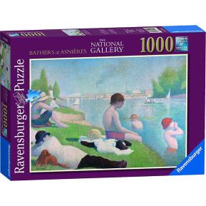 Ravensburger Puzzle 1000 τμχ  Bathers at Asniers
