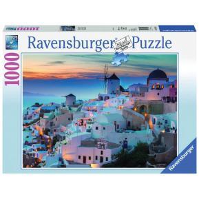Ravensburger Puzzle 1000 τμχ Σαντορίνη