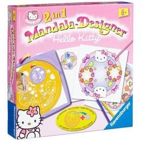 Κατασκευή 2 σε 1 Mandala Hello Κitty
