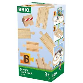 Brio World Σετ Επέκτασης Ράγες 13 τμχ. (33394)