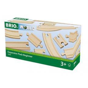 Brio World Σετ Επέκτασης Ράγες 11 τμχ. (33401)