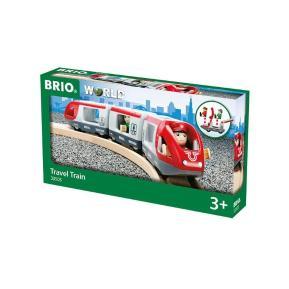 Brio World Επιβατικό Τρένο (33505)