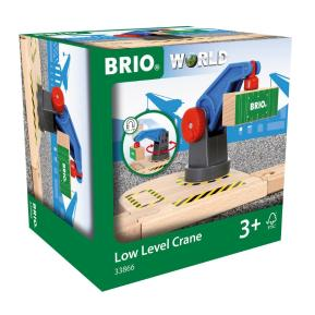 Brio World Χαμηλός Γερανός (33866)