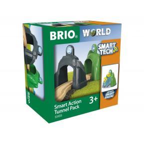Brio World Smart Σετ Τούνελ 2 τμχ. (33935)