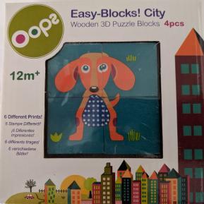 Oops Easy-Blocks Πόλη (49112)