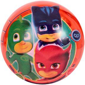 Light Up Ball 10cm PJ Masks Κόκκινη Μπάλα με LED