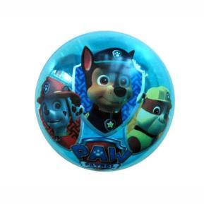 Light Up Ball 10cm Paw Patrol Γαλάζια Μπάλα με LED