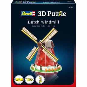 Revell 3D Puzzle Dutch Windmill (00110)