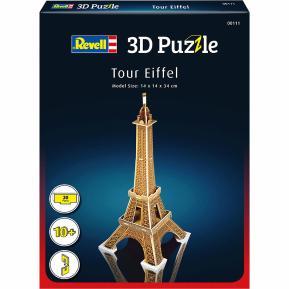 Revell 3D Puzzle Tour Eiffel (0011)