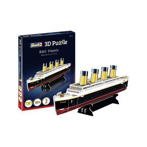 Revell 3D Puzzle Rms Titanic (00112)
