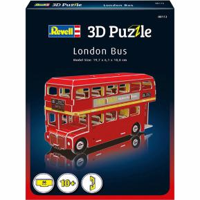 Revell 3D Puzzle London Bus (00113)