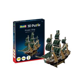 Revell 3D Puzzle Pirate Ship (00115)
