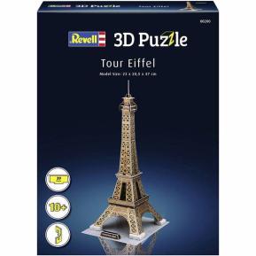 Revell 3D Παζλ Eiffel Tower (00200)