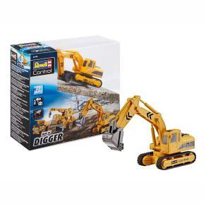 Revell Mini Rc Digger I  (23496)
