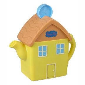 Real Fun HTI Peppa Pig House Tea Set (1684671.INF)