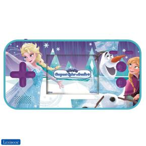 Lexibook Φορητή Ηλεκτρονική Κονσόλα Με 150 Παιχνίδια Disney Frozen Elsa