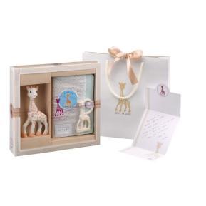 Sophie La Girafe Σετ δώρου γέννησης Mεγάλο