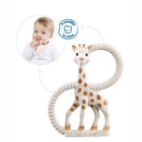 Sophie La Girafe Καμηλοπάρδαλη Δακτύλιος Οδοντοφυίας