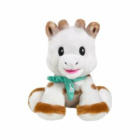 Sophie La Girafe Sweety Sophie Collection Βελούδινη Σόφι μεσαία 20εκ