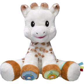 Sophie la girafe Λούτρινο παιχνίδι που μεταφέρει την μουσική με ένα άγγιγμα (S230806)