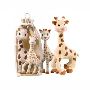Sophie La Girafe Σετ Λούτρινο και Μασητικό