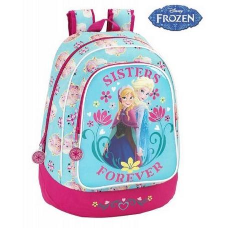 db5dda3a7d Τσάντα Δημοτικού Frozen Sisters