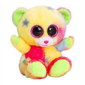 Λούτρινο Animotsu Rainbow Bear Glitter 15cm