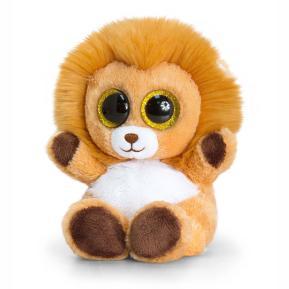Λούτρινο Animotsu Lion Rory 15cm