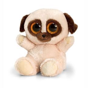 Λούτρινο Animotsu Pug Puddin 15cm