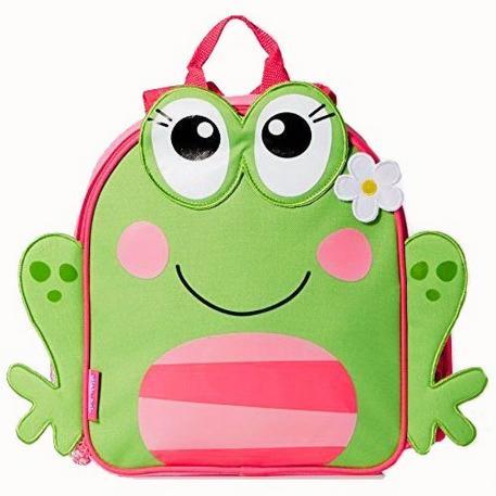 Τσάντα Νηπίου Stephen Joseph Frog SJ-1090-52-0