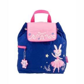 Stephen Joseph Quilted Backpack Bunny SJ100115A