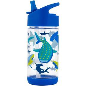 Stephen Joseph Πλαστικό Παγούρι Shark 350ml SJ112280