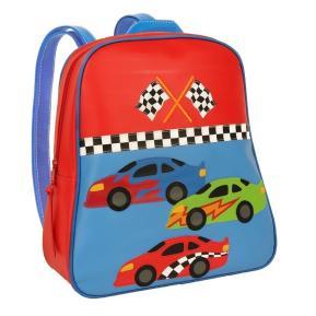 Τσάντα Πλάτης Νηπίου Stephen Joseph Go Go Racecar SJ120124A